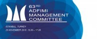 63rd ADFIMI MANAGEMENT COMMITTEE, Ramada Plaza Hotel, Istanbul, Turkey - 23 November 2016
